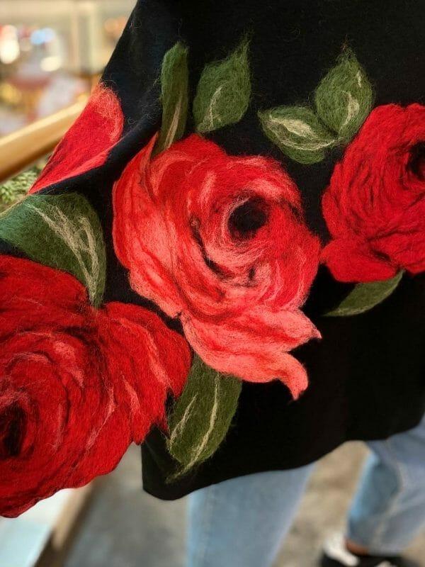 Eglantina Rose Şal