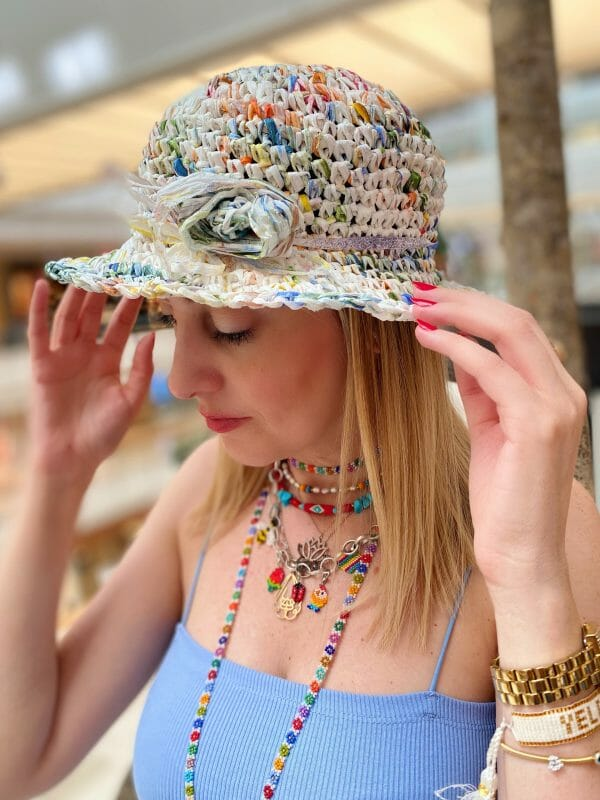 Colore Örgü Şapka