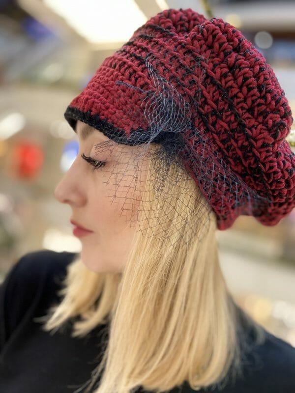 Acelina Tasarım Şapka