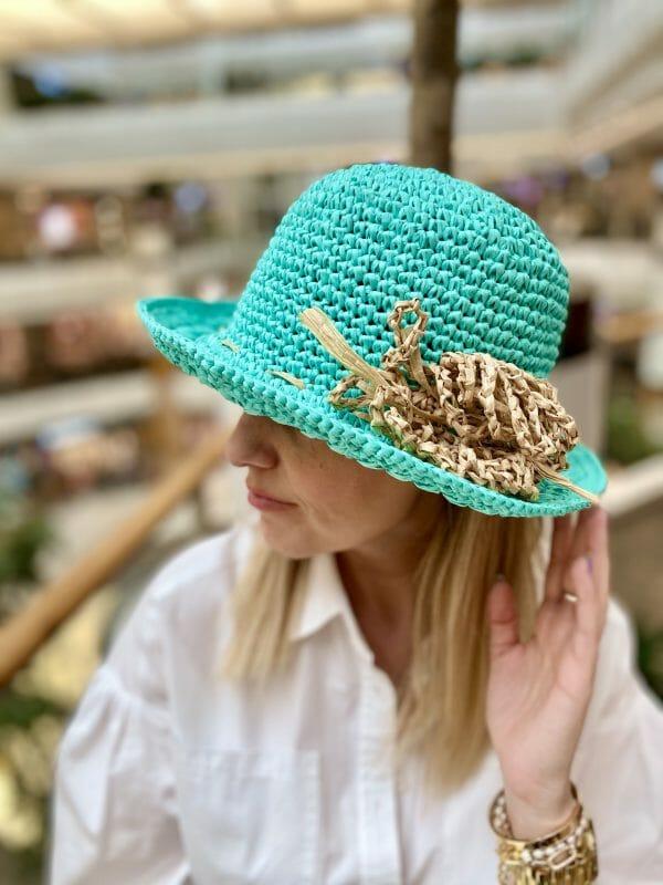 Voleta Örgü Şapka