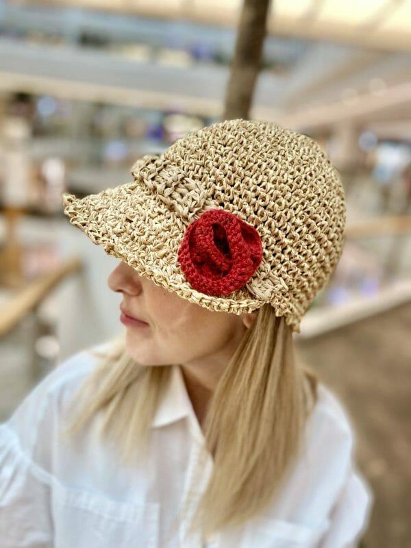 Orlena Örgü Şapka